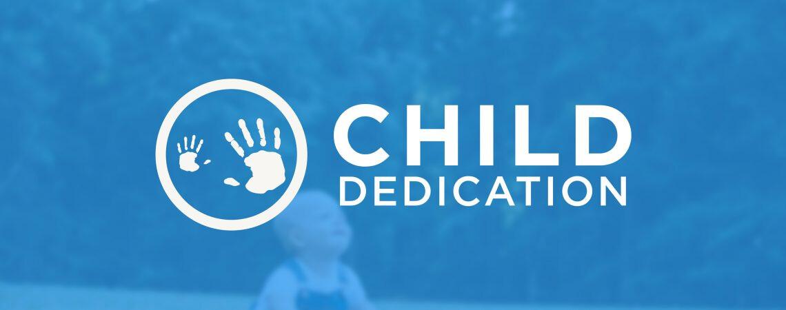"Child Dedication ""Indy"""
