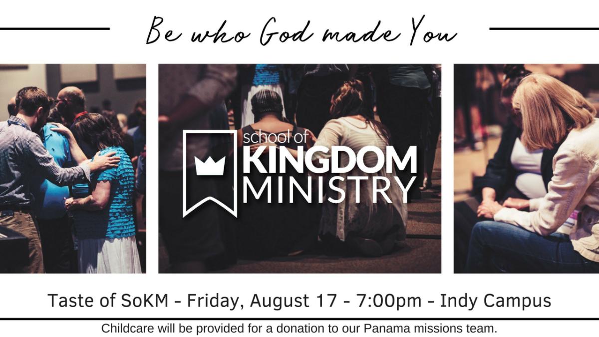 Taste of School of Kingdom Ministry