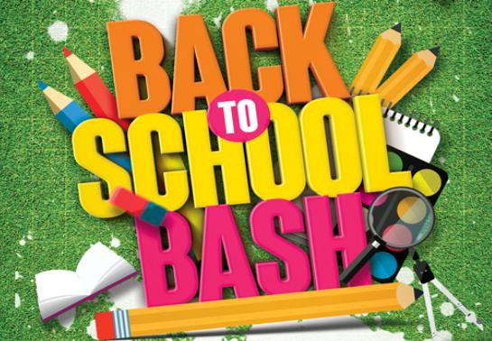 Back To School Bash Volunteers--Chapel Glen